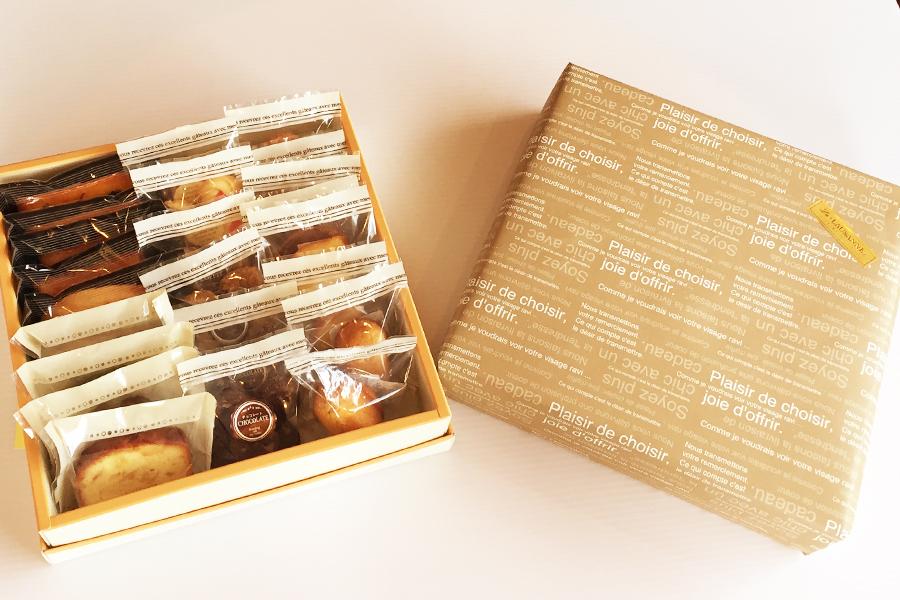 おすすめ焼菓子アラカルト(小)の商品写真