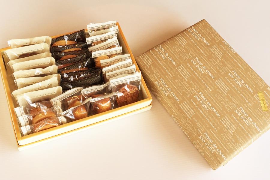おすすめ焼菓子アラカルト(大)の商品写真