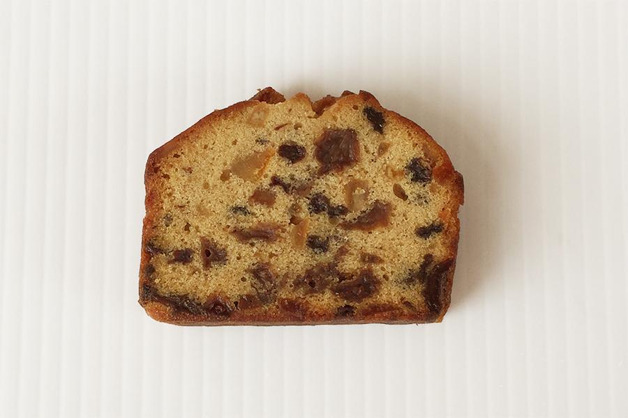 フルーツのカットパウンドケーキの商品写真