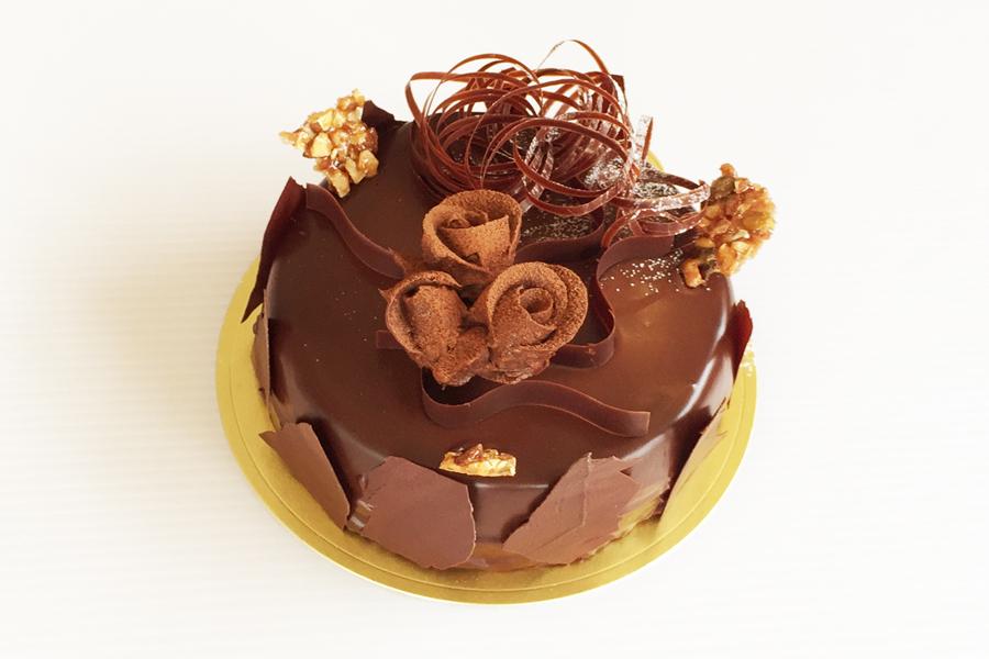チョコレートケーキの商品写真