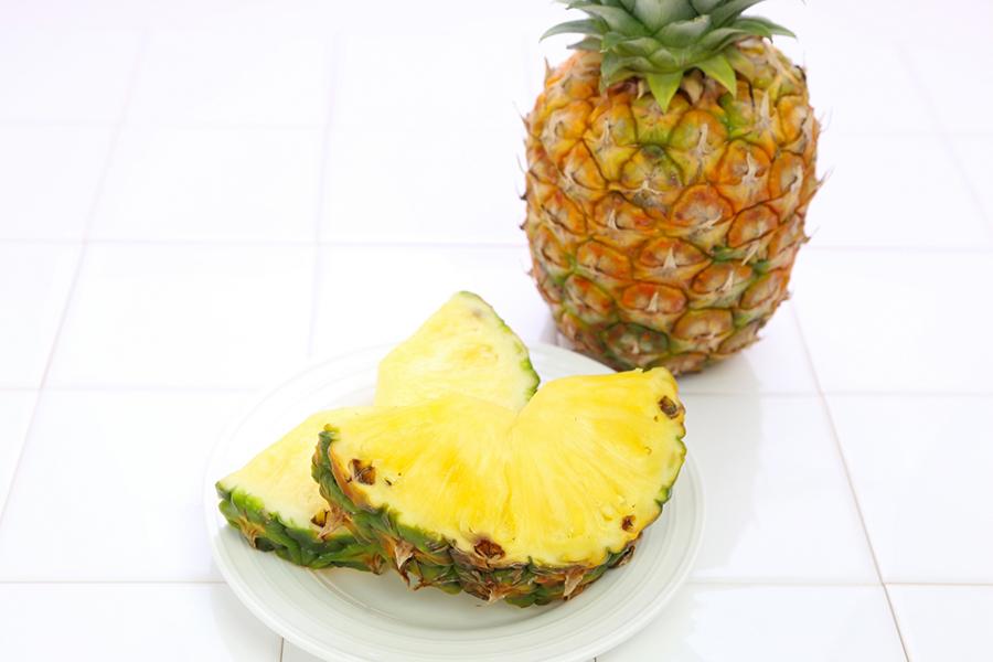 パイナップルのイメージ写真