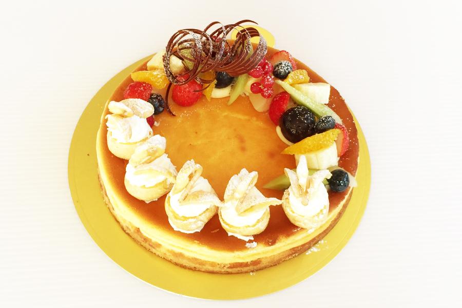 ベイクドチーズケーキの商品写真