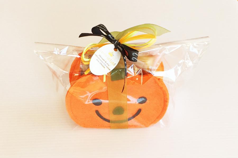 かぼちゃのバッグの商品写真
