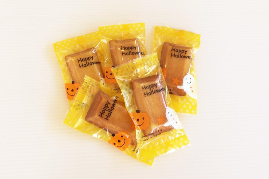 かぼちゃのフィナンシェの商品写真