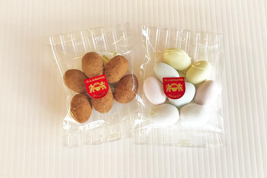 アーモンドチョコレートの商品写真