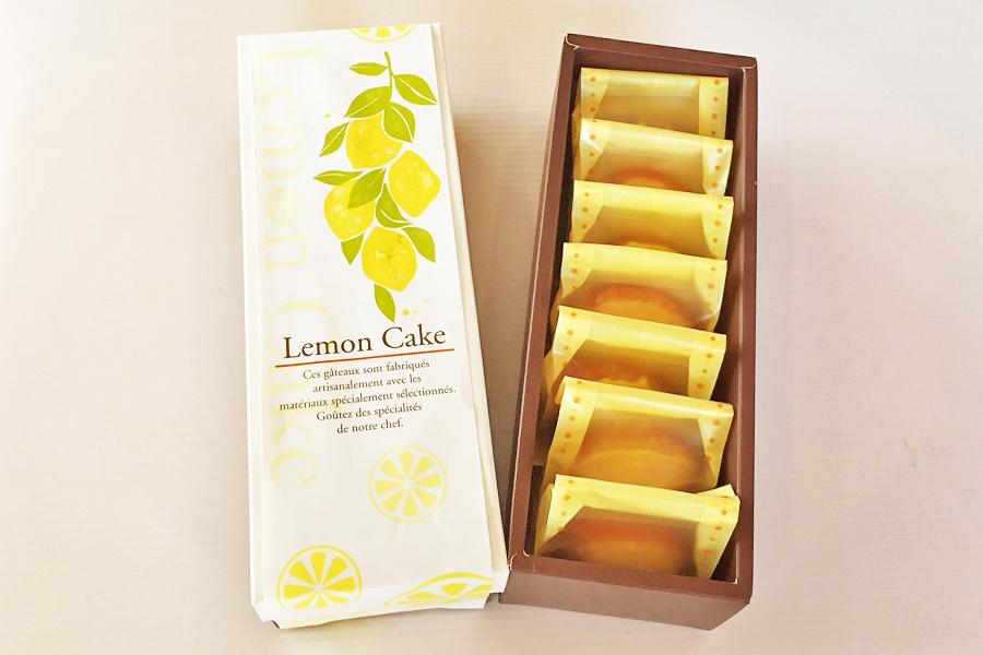 レモンケーキギフトの商品写真