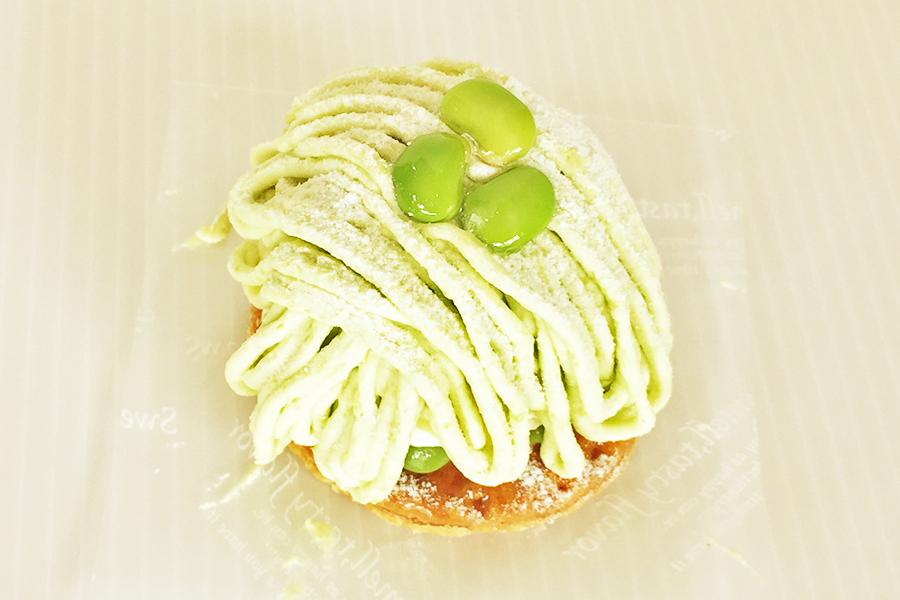 枝豆のモンブランの商品写真