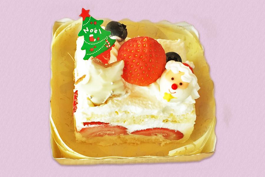 プチイチゴケーキの商品写真