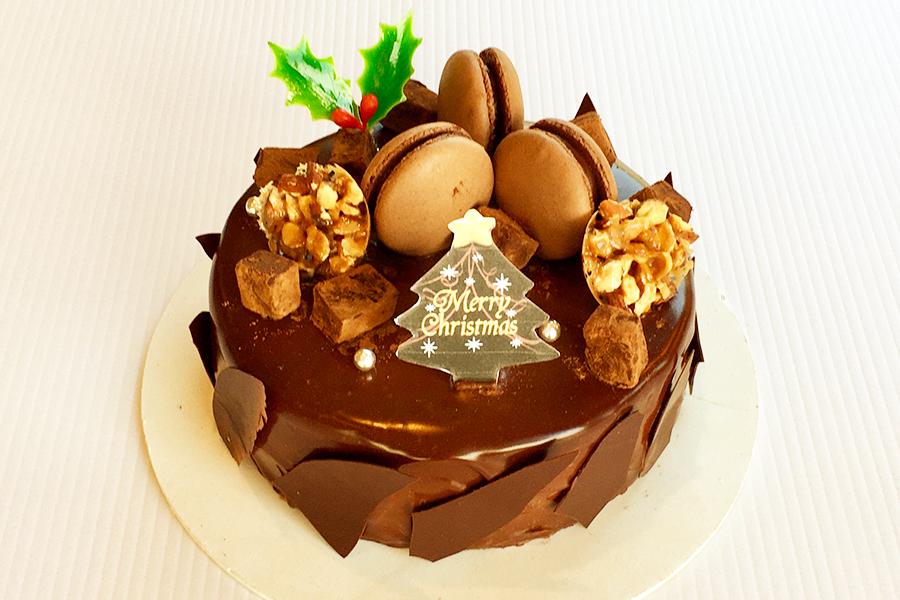 チョコレートデコレーションの商品写真