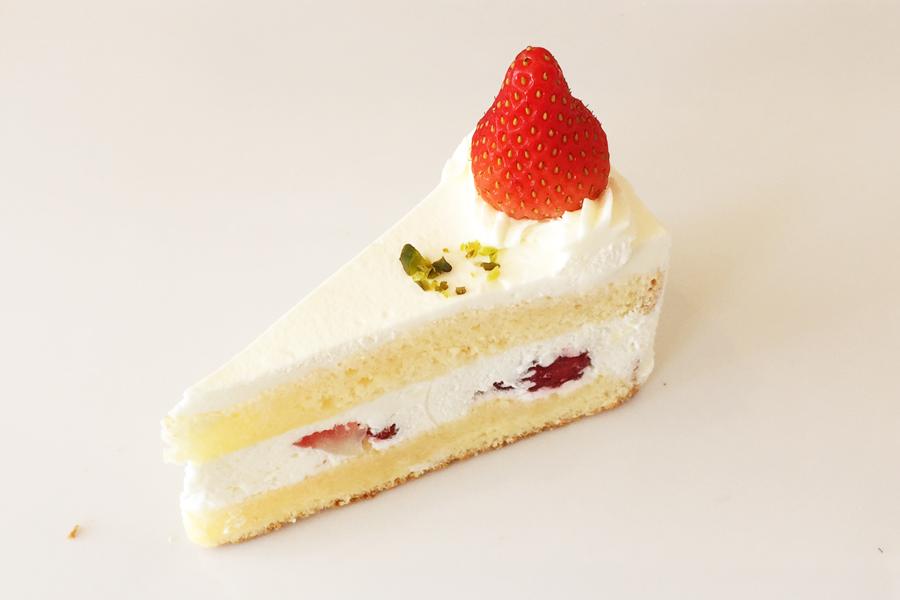 イチゴのショートケーキの商品写真