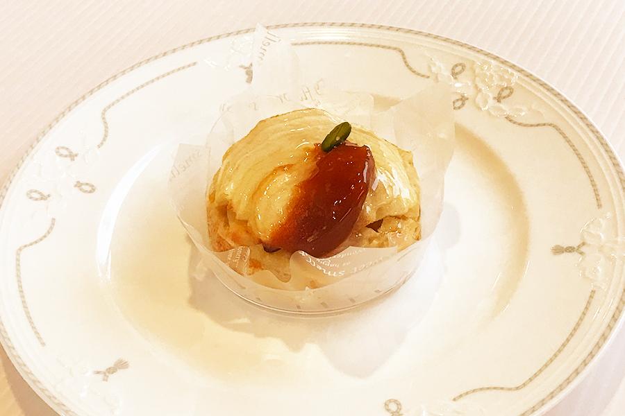 リンゴのパイの商品写真