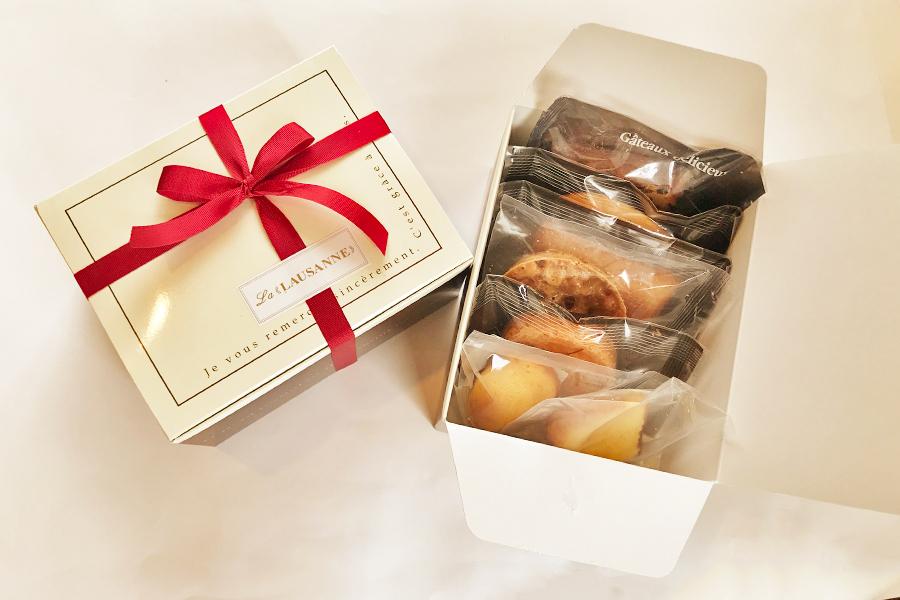 焼菓子詰め合わせ(7個入り)の商品写真